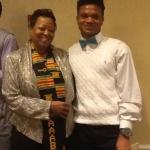 Omari Salim Henry AAABSE Scholarship Recipient